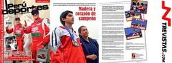 Perú Deportes - agosto 2013