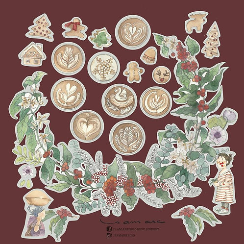 {Sticker} Coffee Series Vol.5