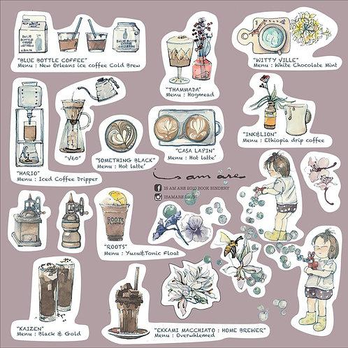 {Sticker} Coffee Series Vol.3