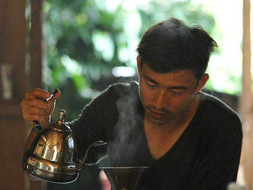 House Blend (Medium Roast) {Espresso}