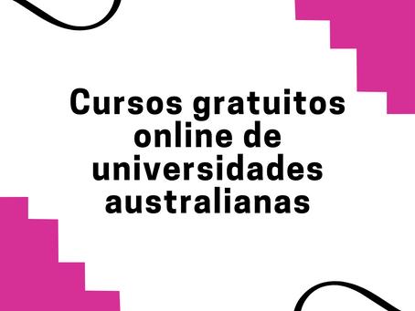 Realiza un curso universitario online en Australia totalmente gratis!!