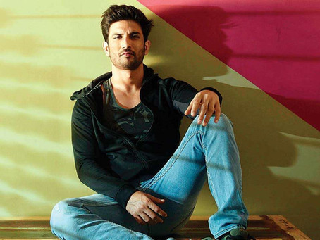 Bollywood Star Sushant Singh Rajput commits suicide