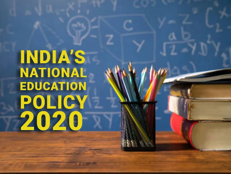 Analysis of National Education Policy-2020:What will be the Impact