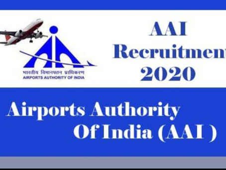 AAI Junior Assistant recruitment- 180 Junior Assistant  posts.