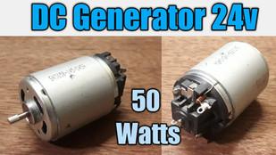 Best DC Generator Motor
