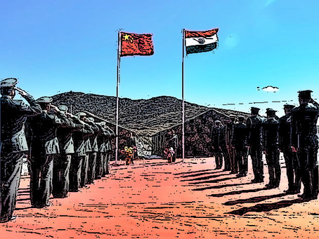 India-China face-off takes an ugly turn- 20 Indian soldiers martyred