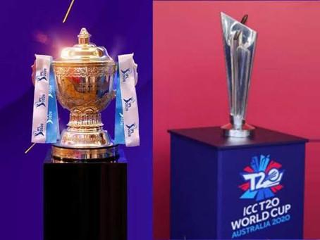 ICC men's T20 World Cup Postponed, IPL is nearing it's start…