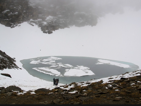 Top 5 Frozen Lakes of India