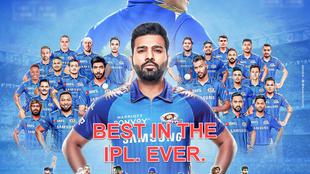 Mumbai Indians is the best T20 team of IPL.Ever.