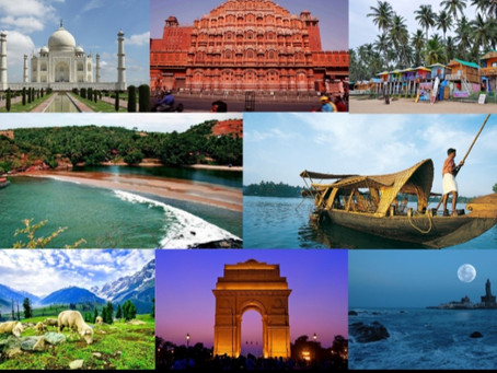 Top 5 Most Visited Places in India
