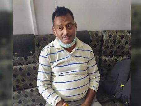 End of a Gangster : VIKASH DUBEY