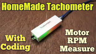 Tachometer Arduino Coding
