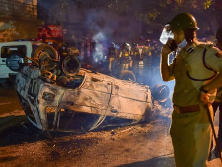 BANGALORE RIOTS: COUNTRY MEN SHOULD START THINKING THE WAYS TO GET INDEPENDENCE FROM RIOTS
