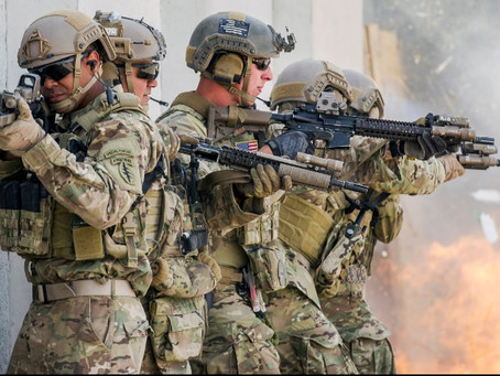 Top 5 most efficient and deadly Special Forces in the world.