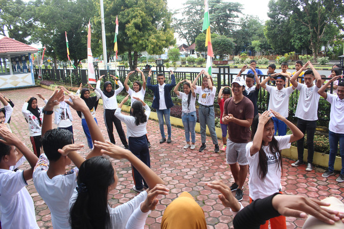 Indonesia's First Environmental Youth Forum