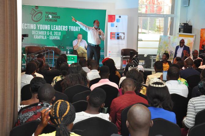 2018 OSIEA Young Leaders Forum