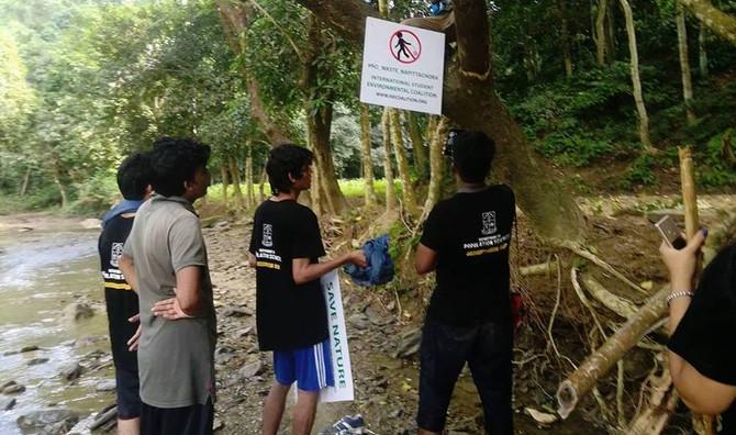 Bangladesh Starts Campaign to Cleanup Tourist Destination