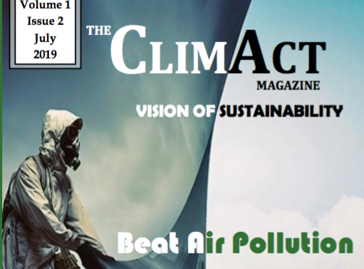 2nd Issue of ClimAct Magazine Released