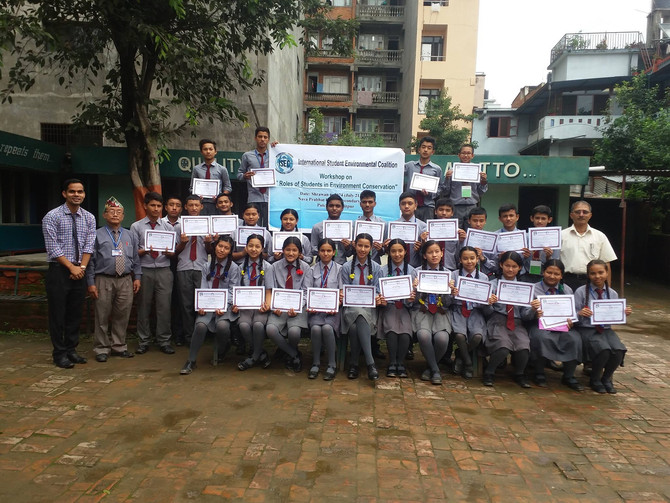 Nepal Launches Education Workshops
