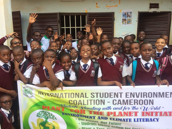 Plant for the Planet Cameroon Continues
