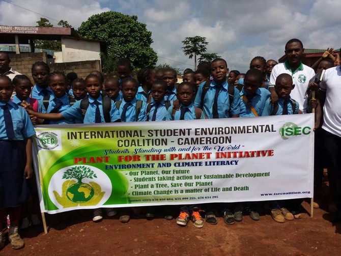 Plant for the Planet Expands to Cameroon