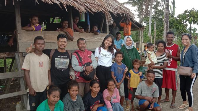 Community Building Patkalaman, Indonesia