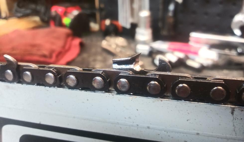 Chain Sharpening - 101