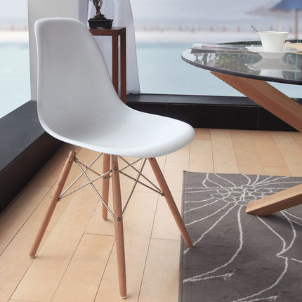 Eames Dining Chair Home Crated Furniture