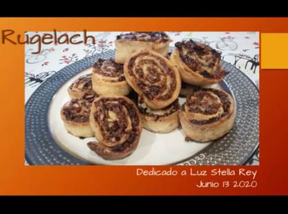 Video receta Rugelach
