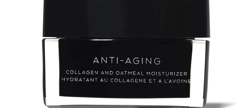 Anti-Aging/ Collagen & Oatmeal Moisturizer