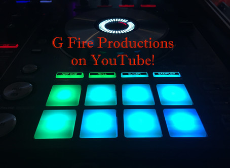 G Fire Is on YouTube