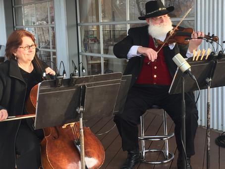 Violinist, no problem!