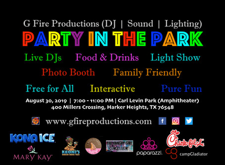 We're Throwing You a Free Party!!!