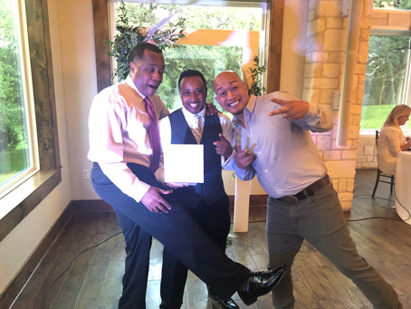 G Fire Earns A Bliss Bridal Award!