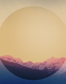 Montagnes du désert