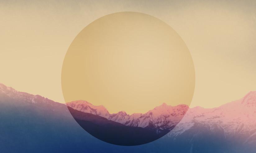Montañas del desierto