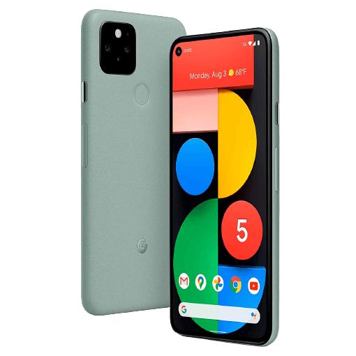 Google Pixel 5 Sage
