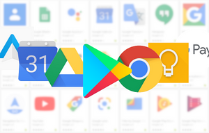 Google App store for Xiaomi, OnePlus, ASUS, Samsung, Huawei, Lenovo, Moto