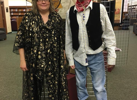 Halloween @ the Library
