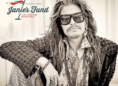 Aerosmith's Steven Tyler Making a Difference