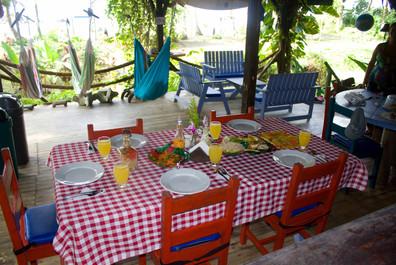 Comedor en Pijibalodge