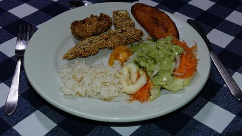 Croquetas de pescado Pijibalodge