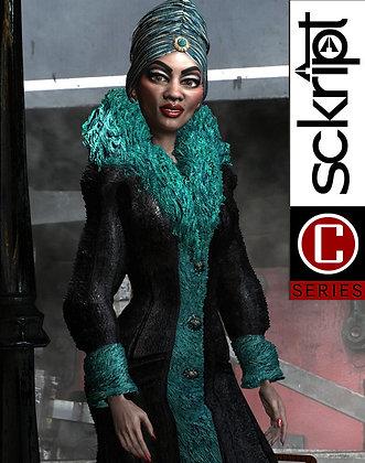 S1 Series The Diva Travel Look