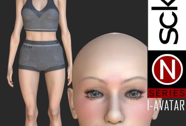 N Series Base Woman 7 I-AVATAR