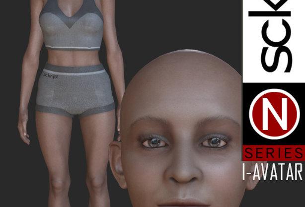 N Series Base Woman 9  I-AVATAR