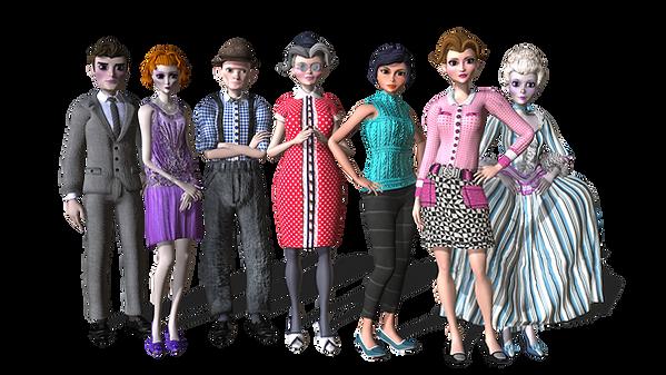 souls Inn characters.png