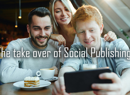 The take over of Social Publishing!