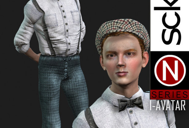 N Series Boy 1920 I-Avatar