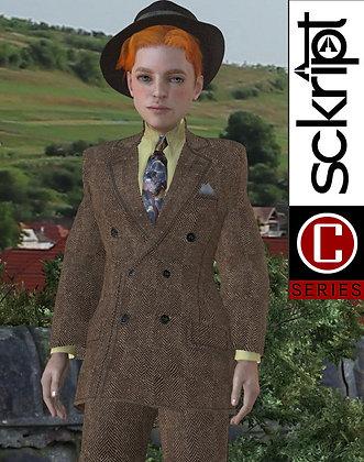 S1 Series The British Agent
