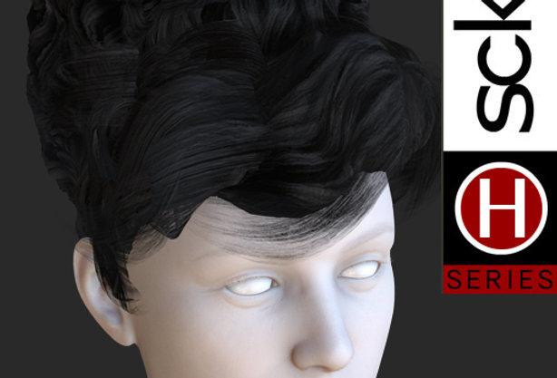 HAIR COMTESSA BLACK